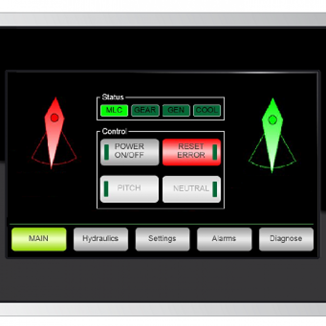 DMS Holland expands product portfolio with universal control system for stabilisers.