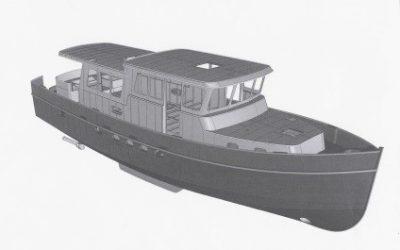 Nieuwe opdracht Zuiderzee River line 1500 voor Zwitserse eigenaar