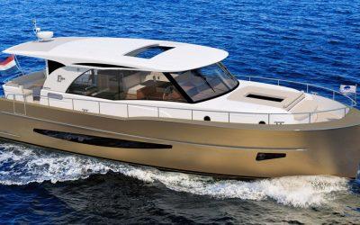 Boarnstream wird MagnusMaster auf einer 24-Meter Van Der Heijden Yacht nachrüsten