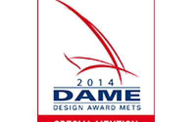 Speciale vernoeming voor AntiRoll bij DAME Award