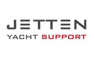 Jetten Yacht Support voor levering en installatie MagnusMaster Stabilisatoren