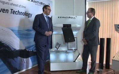 Brabant's Deputy visits DMS Holland