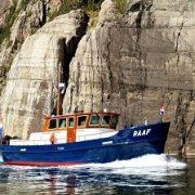 MagnusMaster künftig auf umgerüstetem Fischerei-Inspektionsschiff MY Raaf