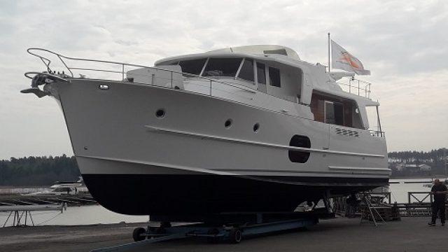 Beneteau Swift Trawler 52 avec MagnusMaster