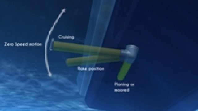 DMS Holland bringt RotorSwing-Rolldämpfungssystem mit Zero-Speed-Funktion auf den Markt