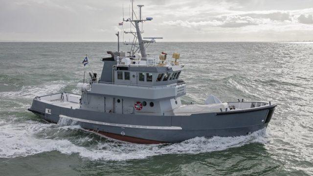 De nouveaux stabilisateurs pour le MV Astra