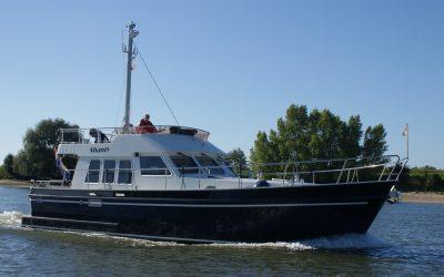 MagnusMaster jetzt auch auf einer ZuiderZee- Yacht!