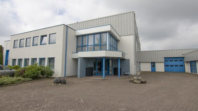 De nouveaux locaux pour DMS Holland.