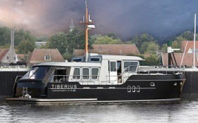 MagnusMaster op een door Pollard Jachtbouw gebouwde Trawler