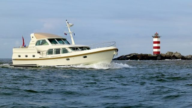DMS Holland preferred supplier for Linssen Yachts