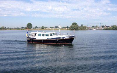 Kuster38 wird mit einem gebrauchten Rotor-System ausgestattet