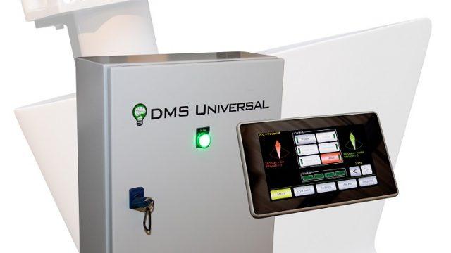 DMS Holland schließt mit universellem Steuerungssystem für Stabilisatoren eine Marktlücke