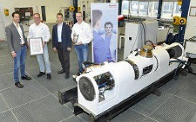 AntiRoll van DMS wint Maritime Innovation Award
