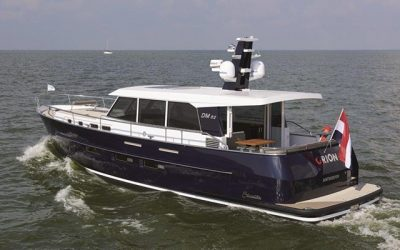 MagnusMaster at BOOT Düsseldorf installed on a Sturiër – Dutchman 52