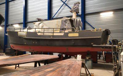 SRF renoveert en optimaliseert een REGO 12m van Duitse eigenaar