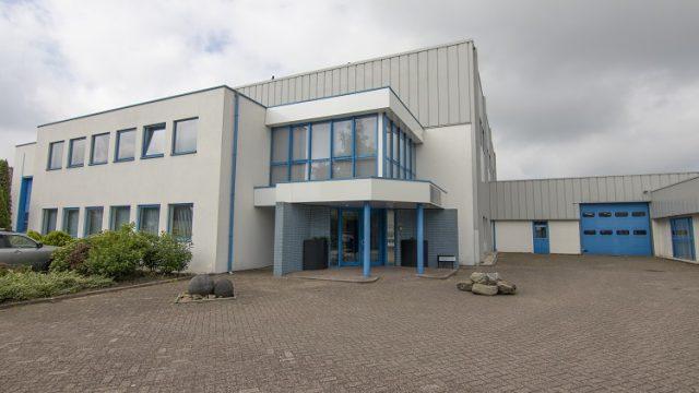 Nieuwe locatie DMS Holland