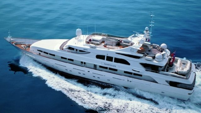 U-S-B with Zero Speed for Benetti MY Il Sole