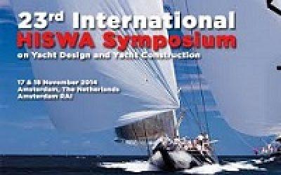 Viel Aufmerksamkeit für AntiRoll beim HISWA Symposium