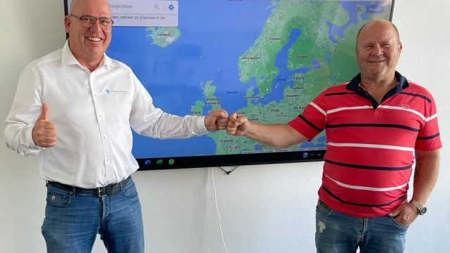 DMS Holland distributor for the Scandinavian region