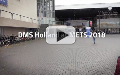 AntiRoll All-In-One introduction during METS 2018