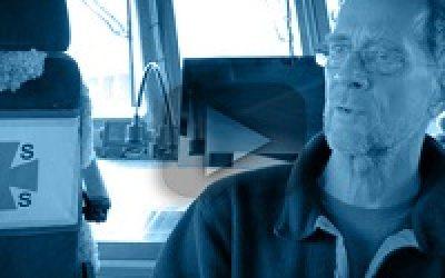 Mr Per Johanssons, owner MV Astra