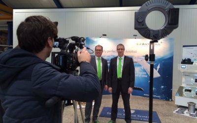 """DMS takes part in """"Doe Maar Duurzaam!' on RTL 7"""