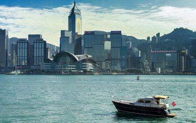 Eerste opdracht DMS in Hong Kong